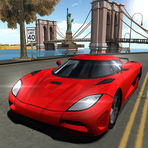 Car Driving Simulator  New York