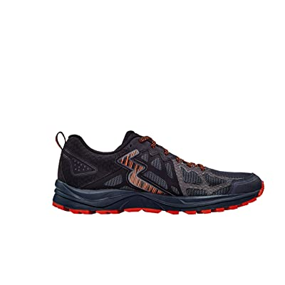 361 Degrees Men's Denali Mesh Upper Off-Road Trail Running Shoes: Sports & Outdoors