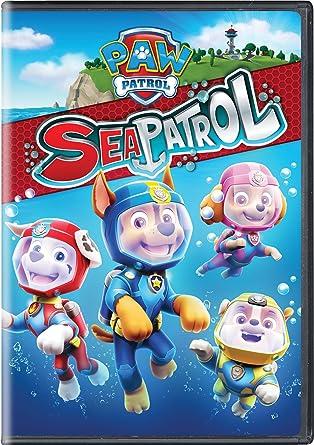 Amazon com: PAW Patrol - Sea Patrol: Kallan Holley, Devan Cohen, Ron