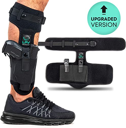 Ankle-Holster-For-Concealed-Carry