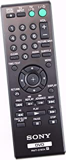 amazon com new universal replacement remote control fit for rmt rh amazon com Sony Multi CD Player Sony DVPSR210P