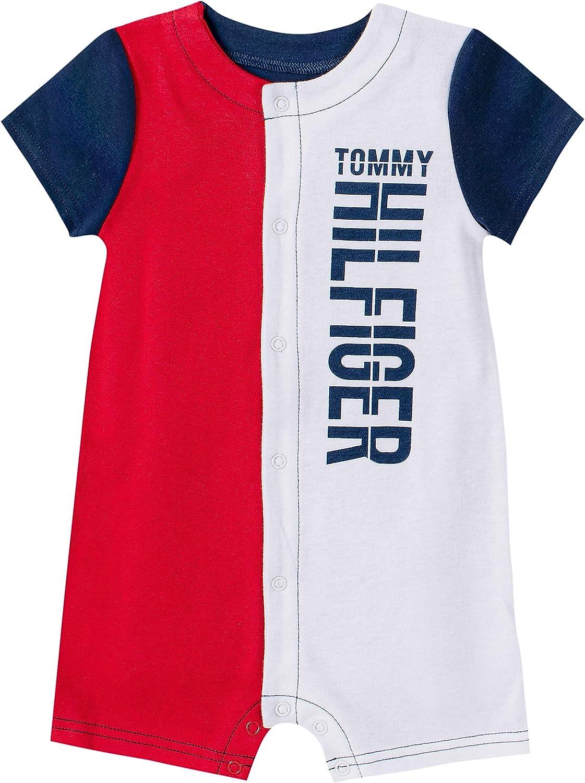 Tommy Hilfiger Baby Boys Romper