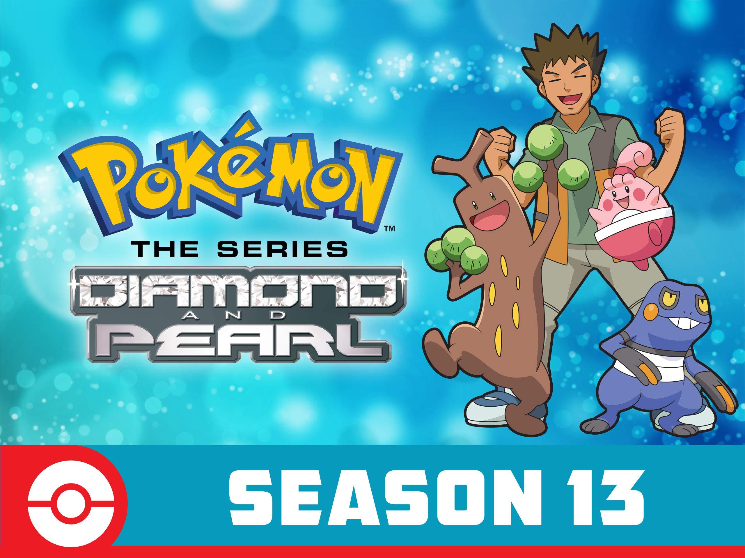 Pokémon the Series: Diamond and Pearl - Season 13