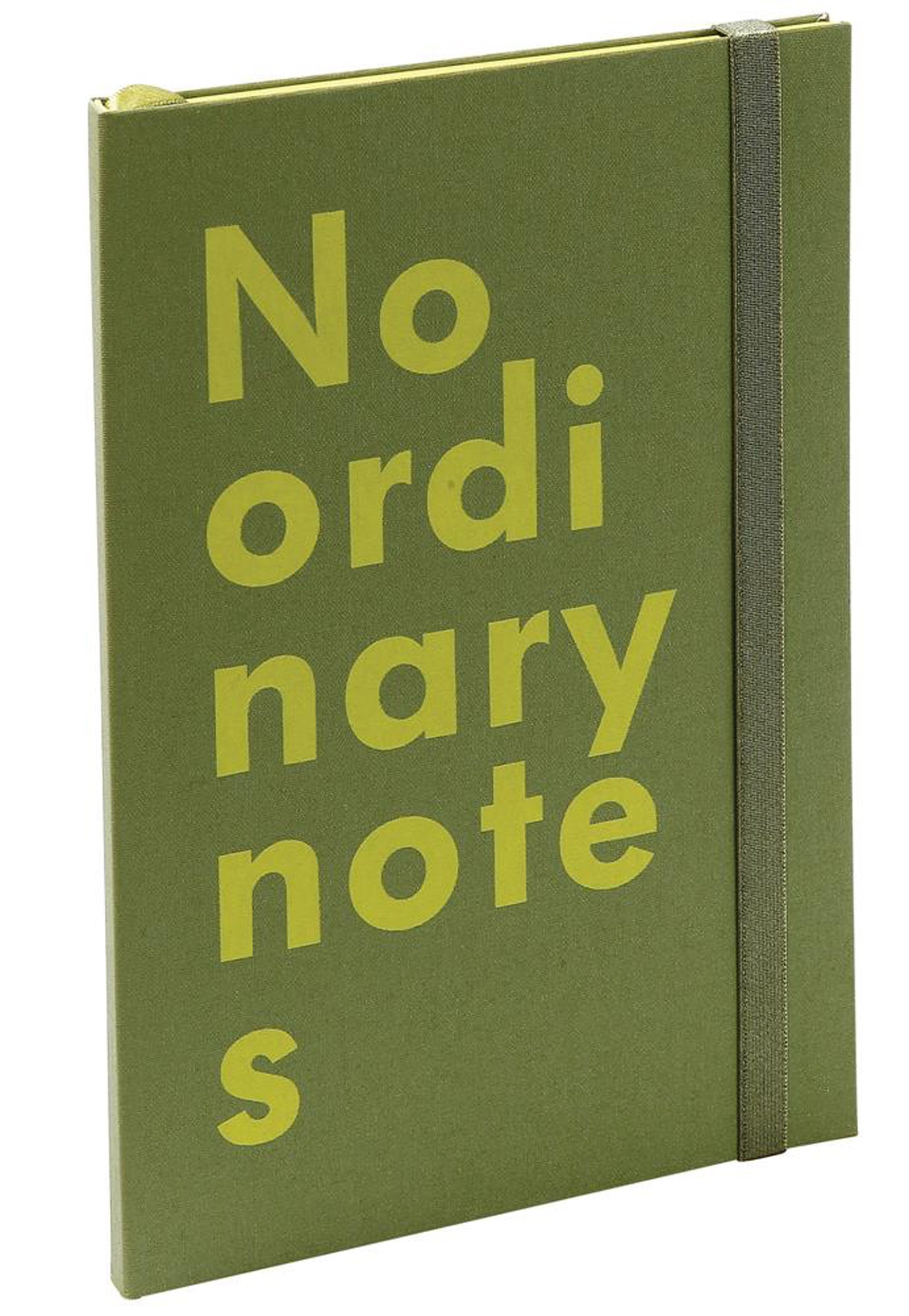 NAVA No Ordinary Notes A5 Green PDF