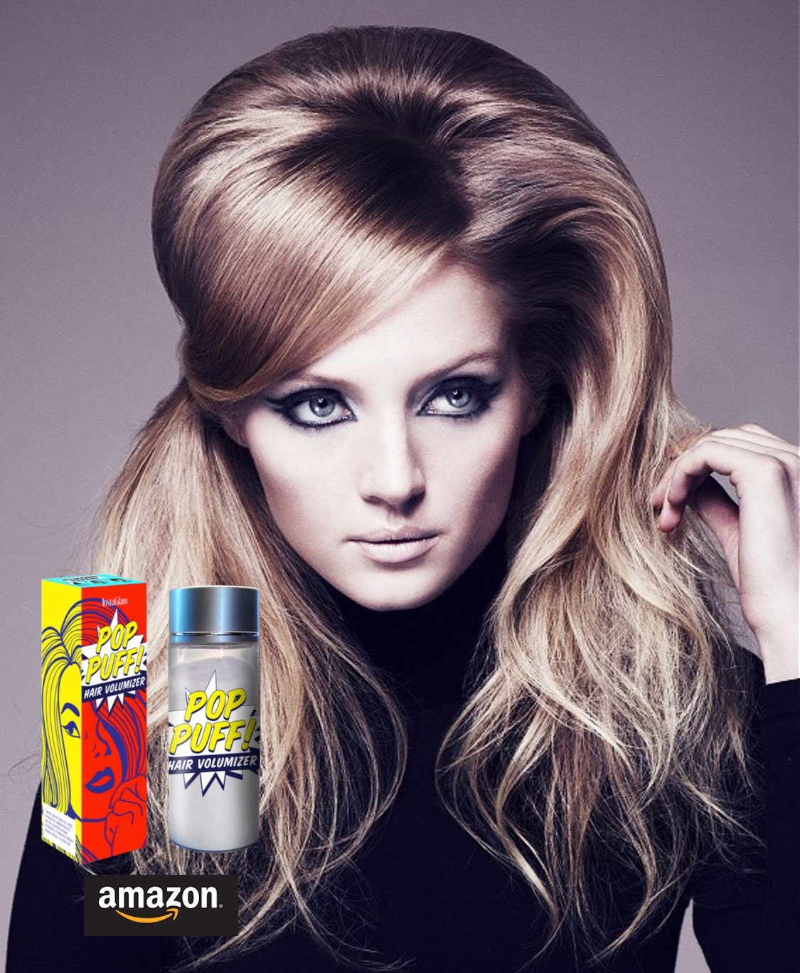 POP PUFF Hair Volumizer, Hair styling powder, Mattifying powder China