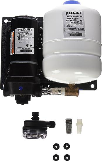FLOJET Automatik-Wasserpumpe mit Druckschalter 12//24 V