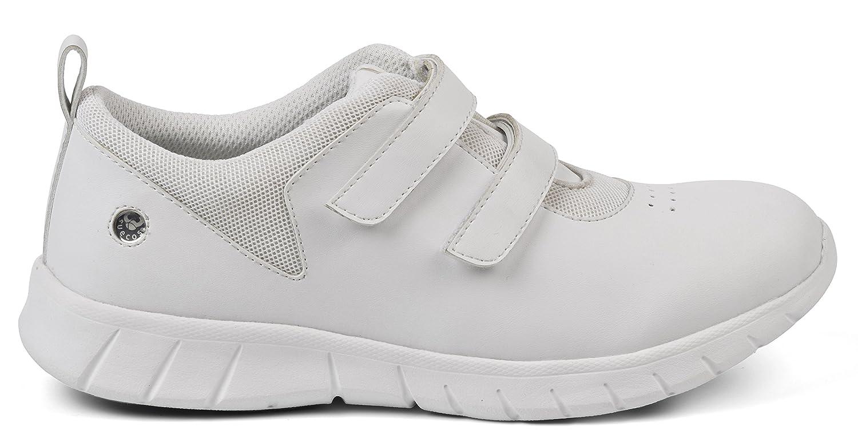 Suecos® Elis, Chaussures de Travail Femme, Blanc (Blanc), 36 EU