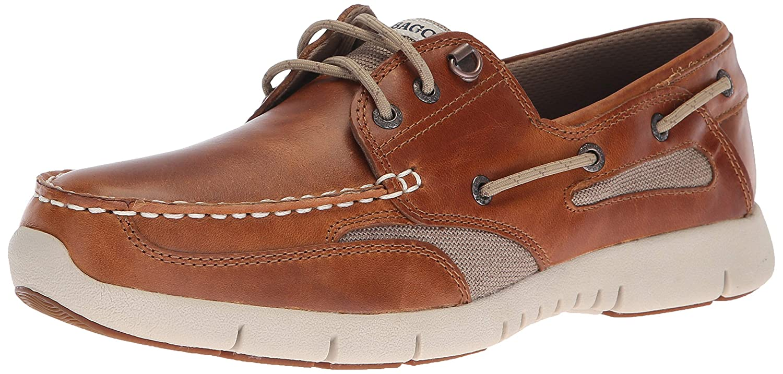 Sebago Mens Clovehitch Lite Boat Shoe