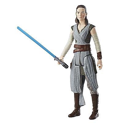 Star Wars: The Last Jedi 12-inch Rey (Jedi Training) Figure: Toys & Games