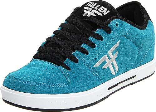 Fallen - Zapatillas de skateboarding para hombre Azul Cyan/Black: Amazon.es: Zapatos y complementos