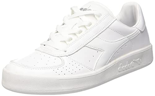 Diadora B.Elite W, Zapatillas para Mujer, Blanco (Bianco), 42 EU