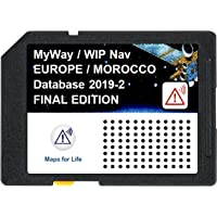 Laatste Navigatie update SD kaart GPS Europa + Marokko RNEG 2019-2 Peugeot Citroen SD Card - FINAL EDITION - DEFINITIEVE…