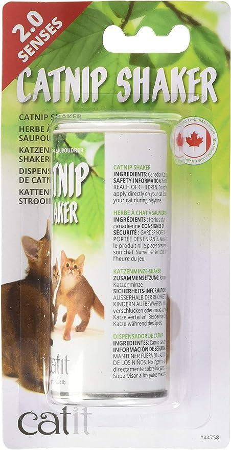 Amazon Com Catit Catnip Shaker 0 53 Oz Pet Supplies