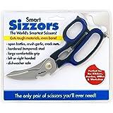 AnySharp IJWSIZZ Smart Sizzors 'Cut Anything' Multi-Purpose Home and Garden Scissors