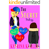 THE SECRET Trilogy: Books 1 - 3: (Diary Book for Girls Aged 9-12)
