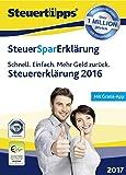 SteuerSparErklärung 2017 (für Steuerjahr 2016) [Download] - Standard [PC Download]