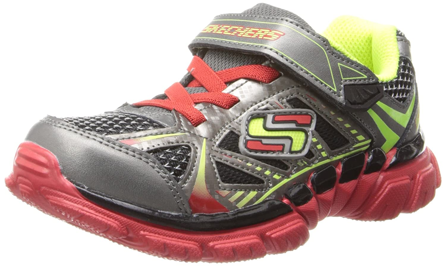Skechers Kids 95470L Tough Trax Athletic Sneaker (Little Kid) 6pm SKECHERS Kids Footwear RP