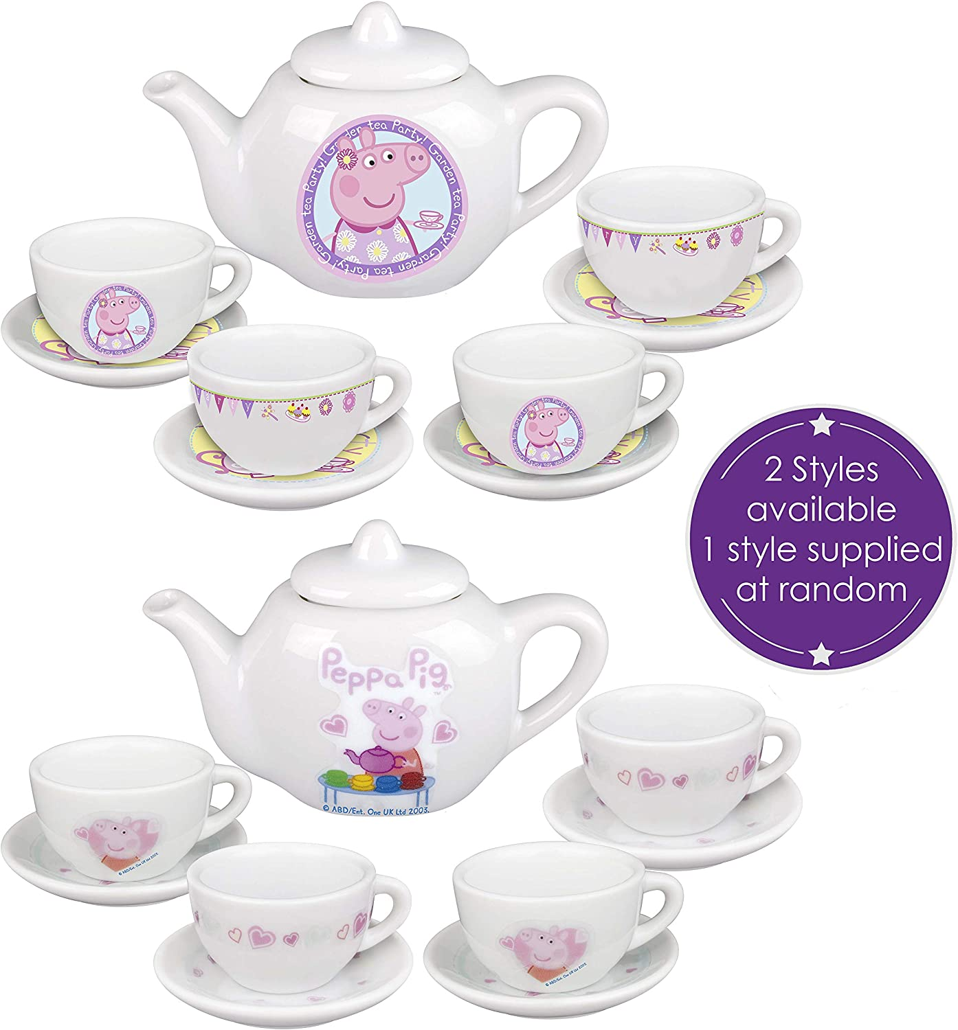 Peppa Pig Small Tea Set