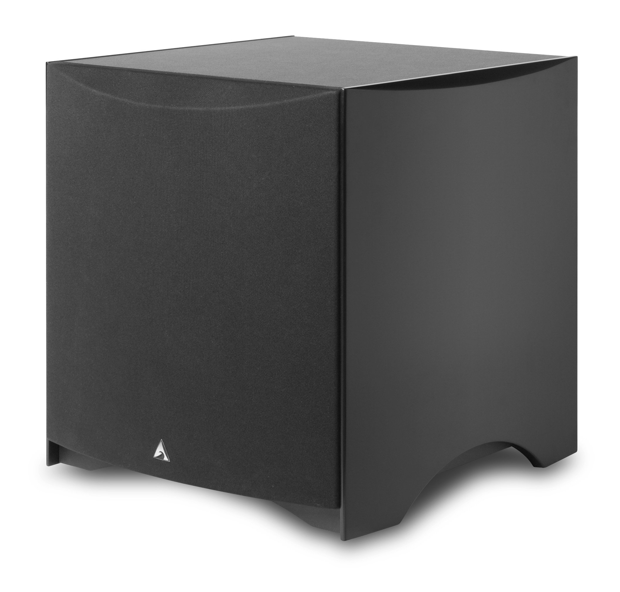 Atlantic Technology 444SB-BLK 12'' Powered Subwoofer, 325-Watt (Single, Black) by Atlantic Technology