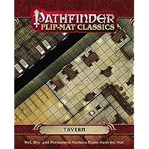 Pathfinder Flip-Mat Classics: Tavern: Macourek, Corey, Radney-MacFarland, Stephen: Amazon.es: Juguetes y juegos