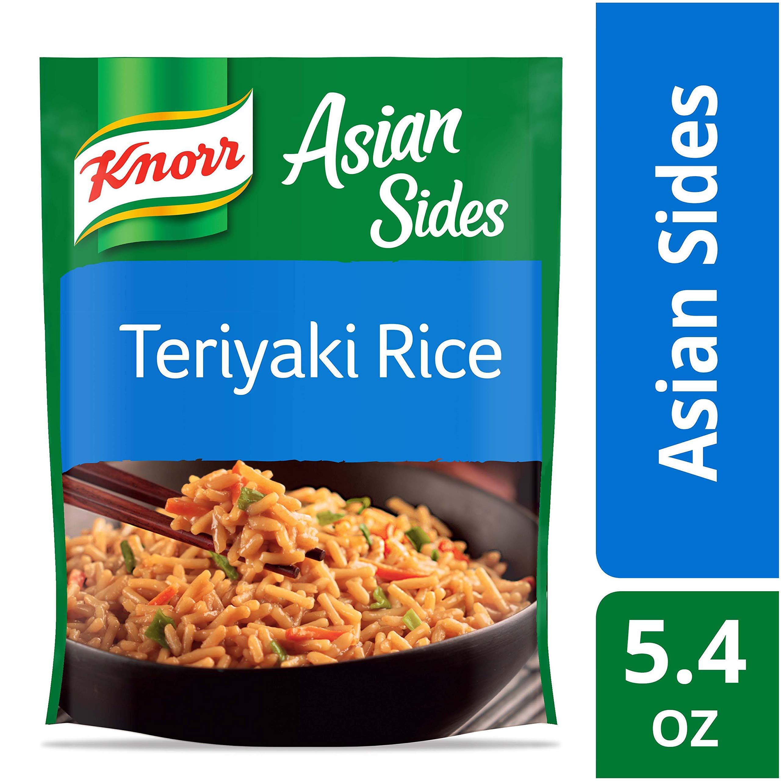 Amazon Com Knorr Asian Sides Teriyaki Noodles 4 6 Oz