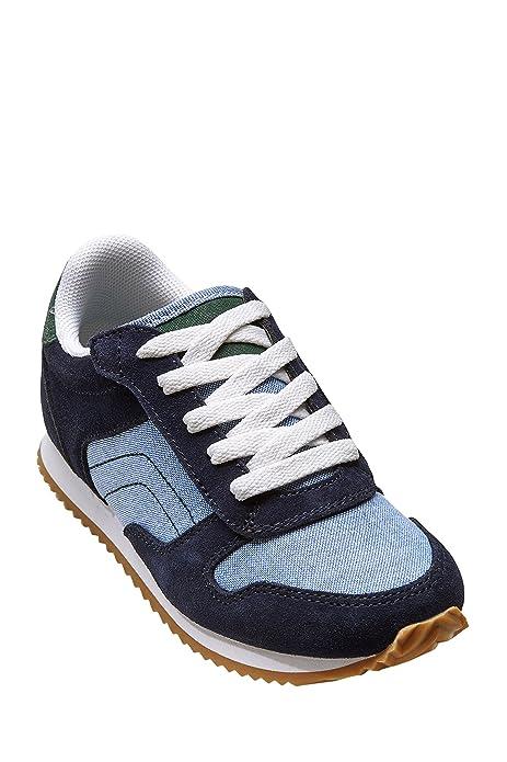 next Niños Zapatillas Retro (Niño Mayor) EU 42: Amazon.es: Zapatos y complementos