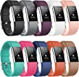 For Fitbit Charge 2 Bands, DigiHero Replacement Band with Metal Clasp for Fitbit Charge 2 Band / Fitbit Charge 2, No Tracker