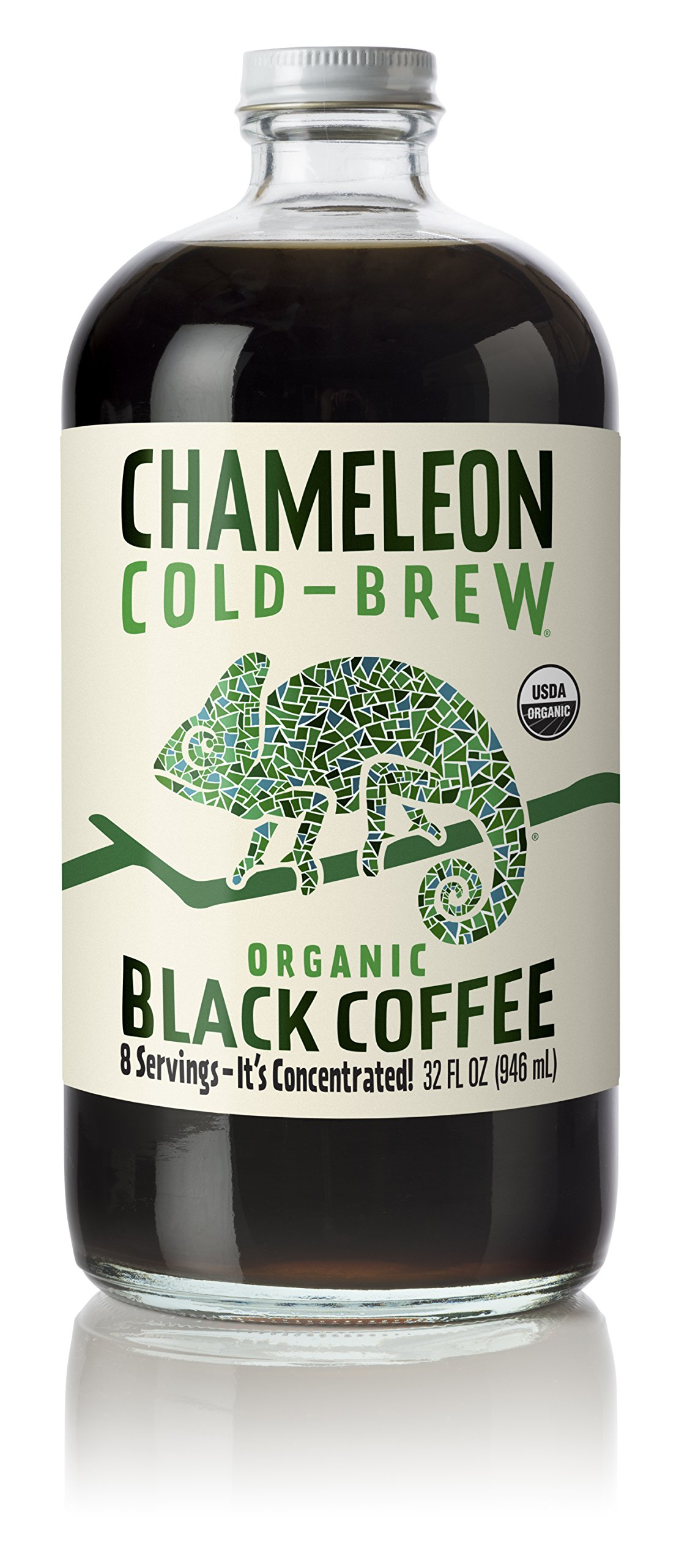 Chameleon Cold-Brew Black Coffee Concentrate 2 pack by Chameleon Cold Brew