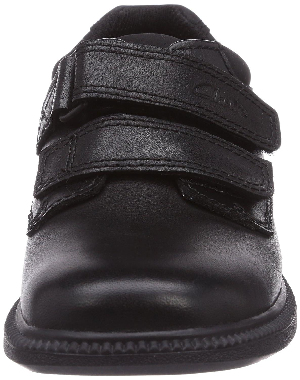 Kinder Schuhe Clarks Remi Pace Kinderschuh aus Leder mit