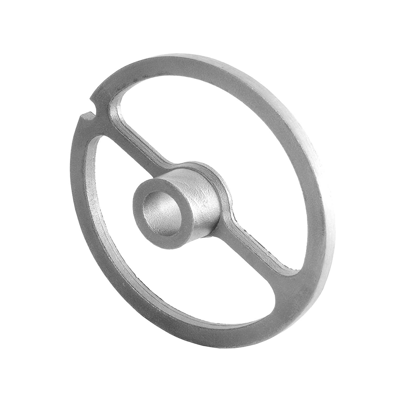 Inox Guida parabrezza con mozzo per tritacarne misure 8 per tritacarne Jupiter –  BOSCH –  Alexander ottico Jpc-WolfCut GmbH
