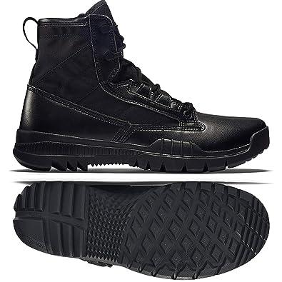 super popular a0bed 5e7d1 Nike SFB Field 6 quot  631360-090 Black Canvas Special Field Tactical Men s  Boots (