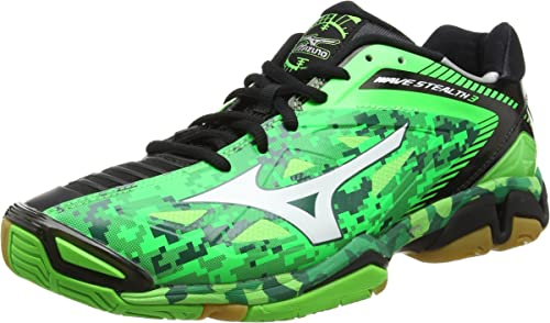 Stealth 3Chaussures Adulte Handball Mizuno Mixte Wave De qGSUVzMp