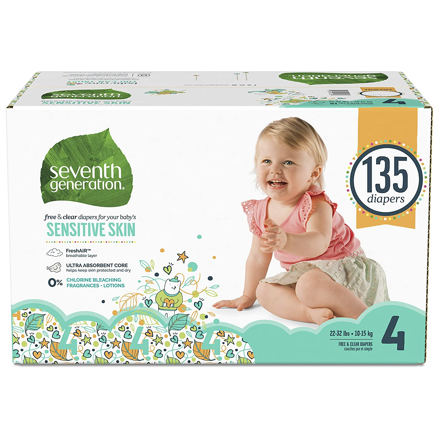 Top 7 Best Natural Disposable Diapers Reviews in 2020 2