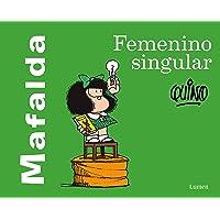 Mafalda: Femenino Singular / Mafalda: Feminine singular