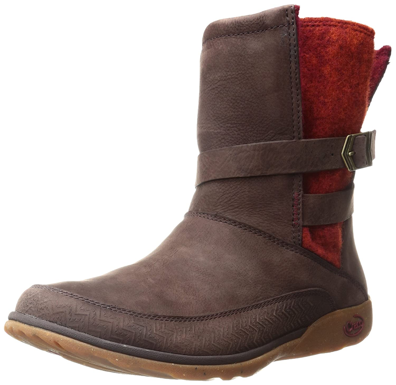 Chaco Women's Hopi Boot B00W14RJ5W 6 B(M) US|Brick Red