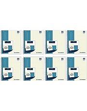 Cambridge Quad Wirebound Notebook 70ct, 8 Pack (06194)
