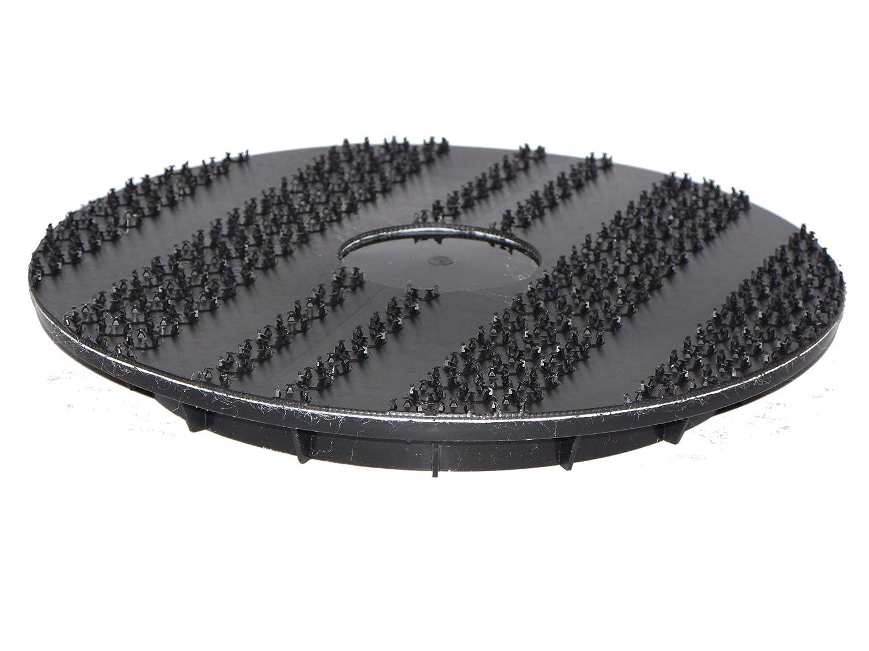 """BISSELL BigGreen Commercial 53178-510327BG Drive Pad Holder for BGEM9000 Easy Motion Floor Machine, 12"""""""
