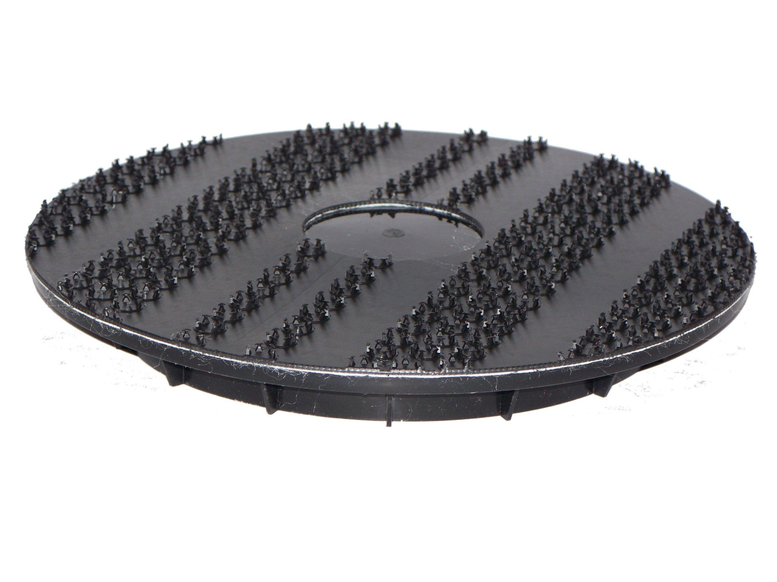BISSELL BigGreen Commercial 53178-510327BG Drive Pad Holder for BGEM9000 Easy Motion Floor Machine, 12''