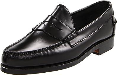 c2ef5e17581 Allen Edmonds Men s Kenwood Penny Loafer 7 D(M) Men 44040 Black Loafers  Shoes