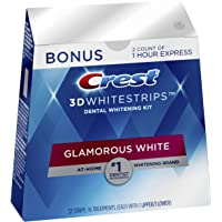 Deals on Crest 3D Whitestrips Glamorous White Teeth Whitening Kit