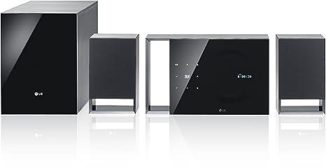 Lg bh5320f sistema home theater 3d nero grigio: amazon.it: elettronica