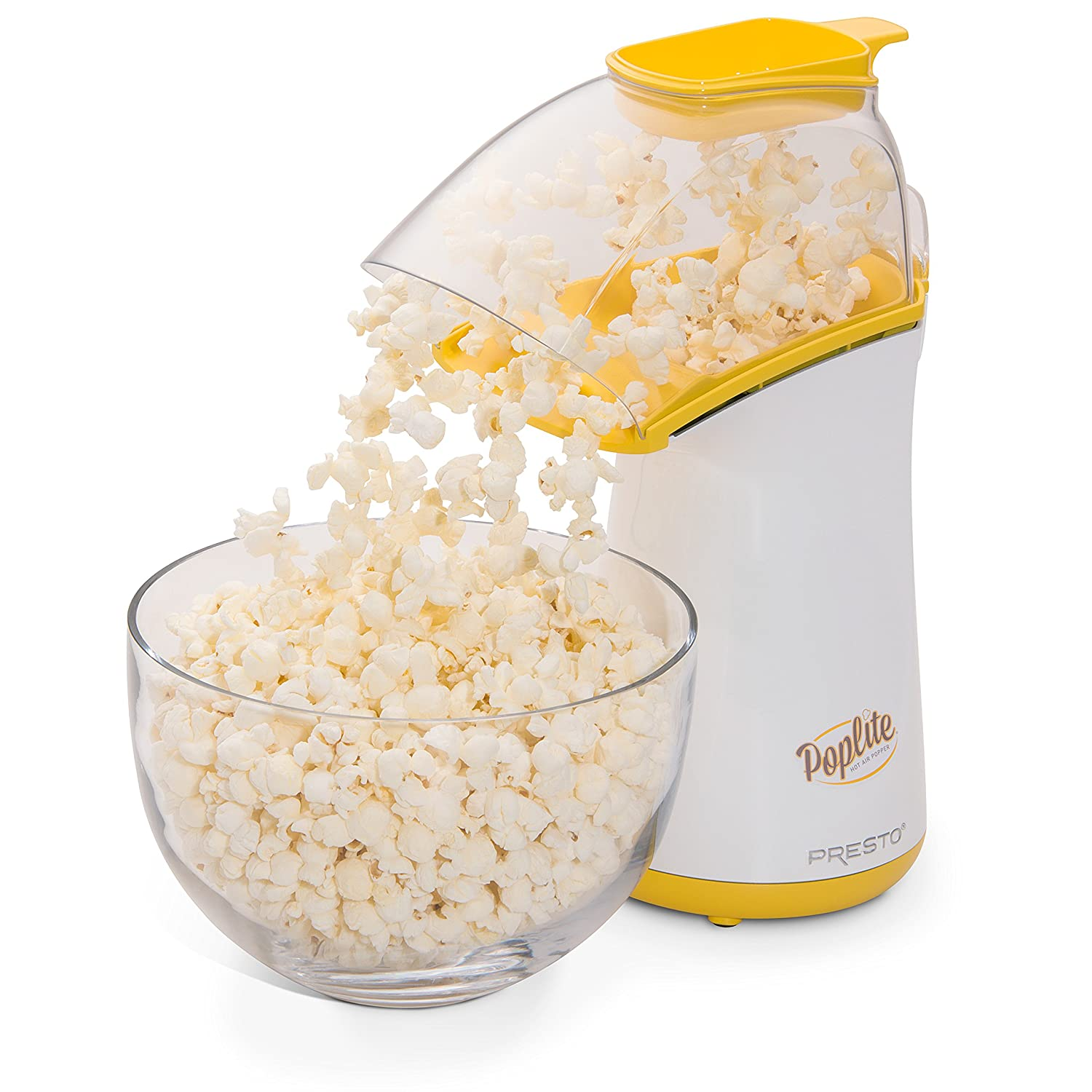 Amazon Presto 04820 Poplite Hot Air Popper Electric Popcorn