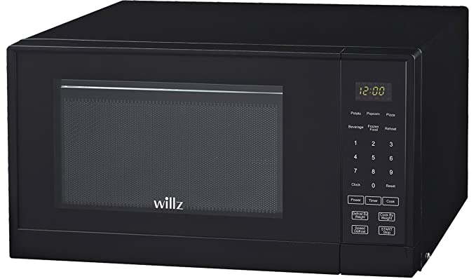 Amazon.com: Willz WLCMSR09BK-09 - Microondas (3.0 ft), color ...