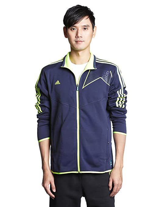 adidas Herren Trainingsjacke PRE UCL BD, noble ink s10-electricity, M,  O59940 56a8763aee