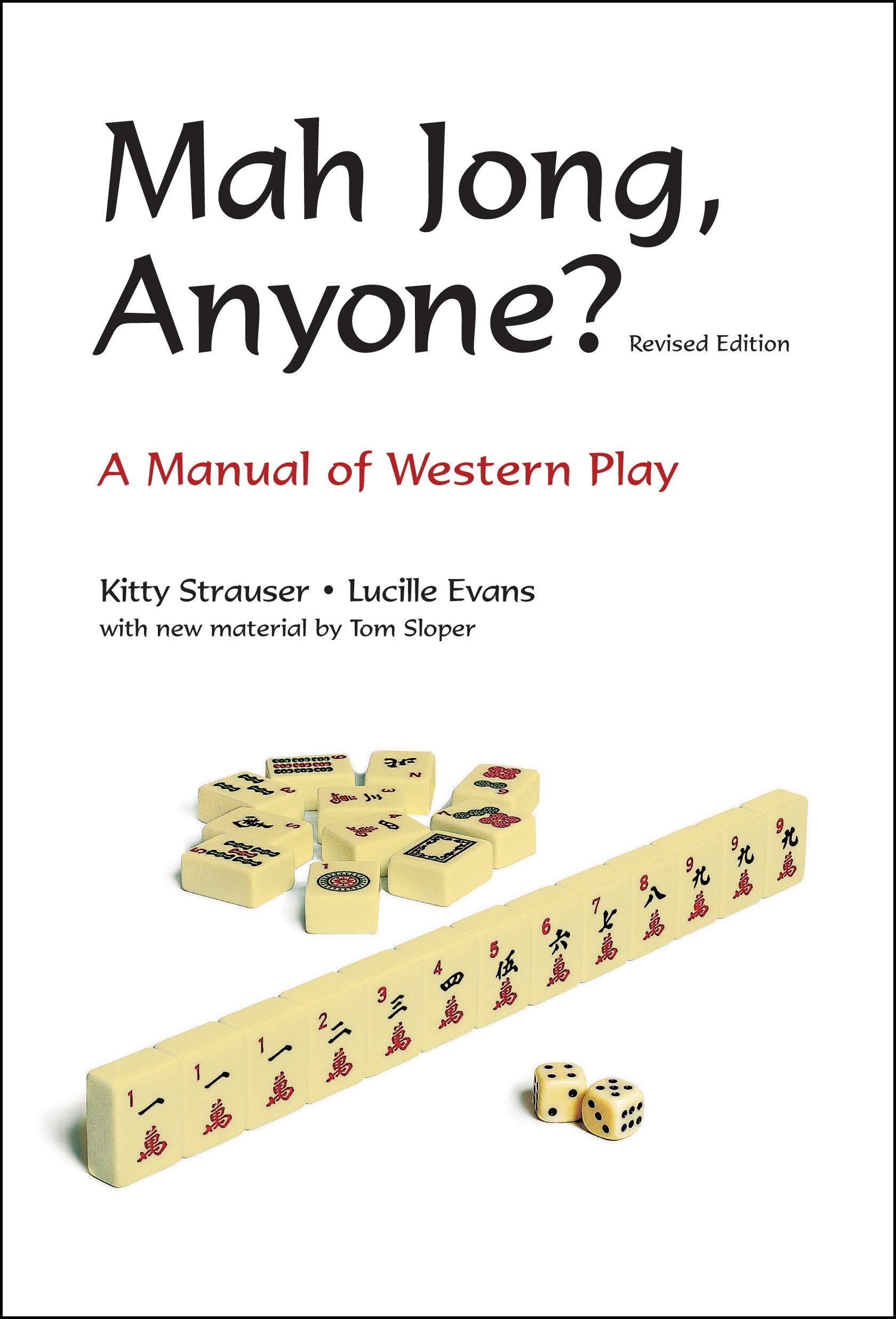 Mah Jong, Anyone?: A Manual of Western Play pdf epub