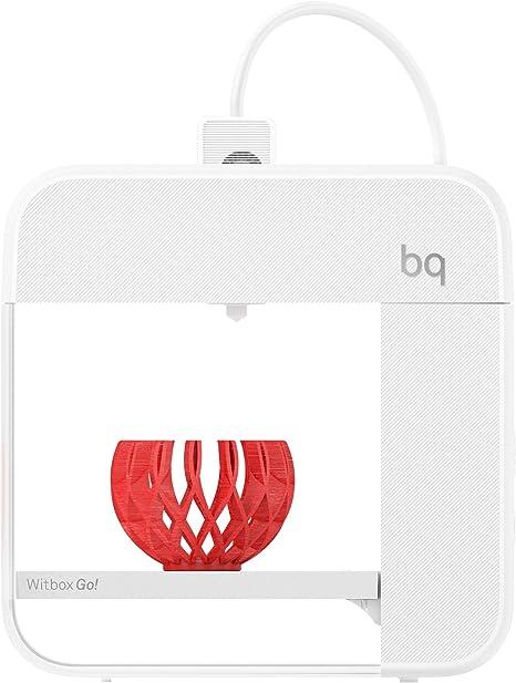 BQ Witbox Go! - Impresora 3D (Qualcomm Snapdragon 410, Memoria 8 ...