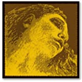 Evah Pirazzi Gold E String Loop End 4/4 Medium