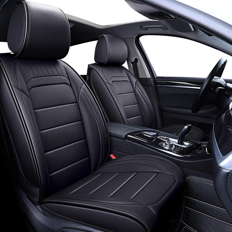 Amazon com: COLOGO Car Cushion Full Set (Airbag Compatible),PU
