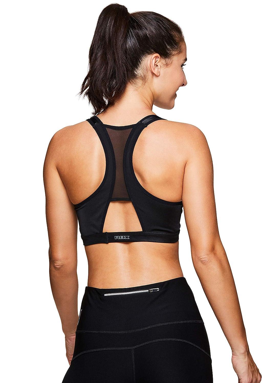 85c1ca461b RBX Active Women s Seamless Sports Bra at Amazon Women s Clothing store