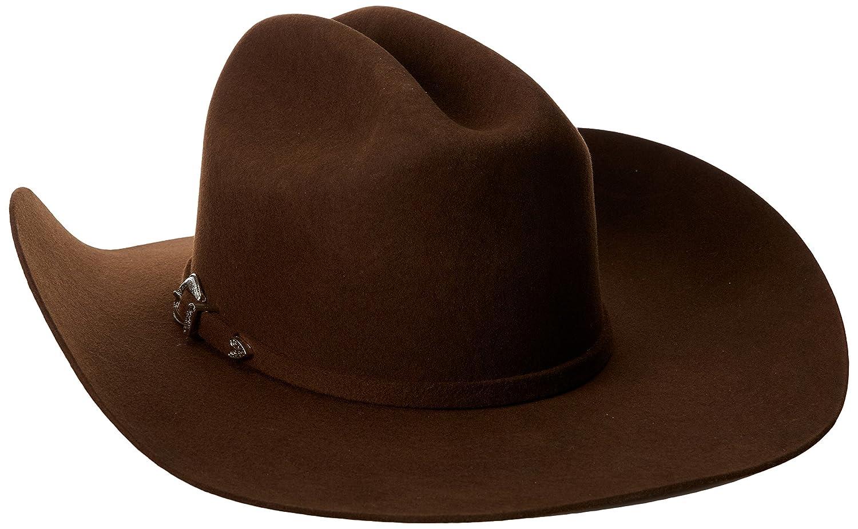 Justin Mens 3X Rodeo Hat Justin Men/'s 3X Rodeo Hat Justin Men/'s Headwear JF 0342RDEO